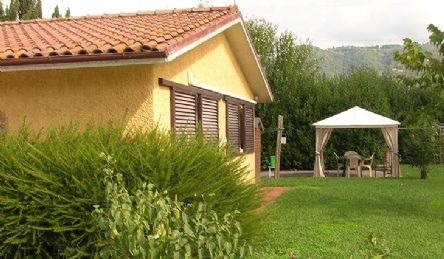 Villa with pool in Versilia: Outside view