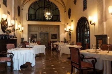 Esclusivo hotel di prestigio con SPA: Vista esterna