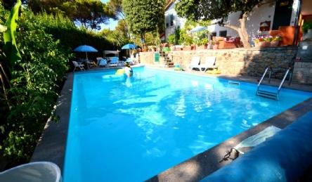Seaview Villa in Castiglioncello: Outside view
