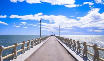 Роскошная квартира с видом на море: Наружный вид