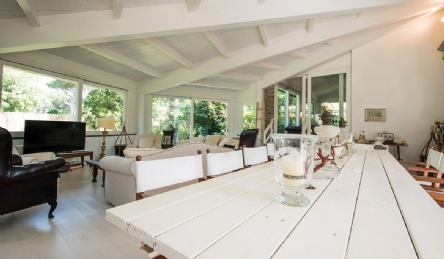 Forte dei Marmi villas for rent with pool: Outside view