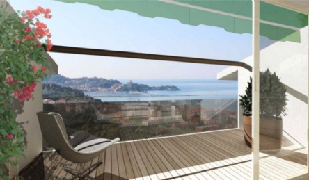 Villa panoramic sea views in Lerici: Outside view