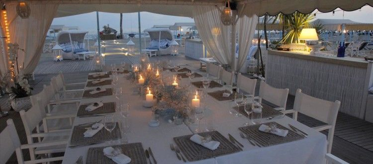 Beach wedding in Forte dei Marmi!
