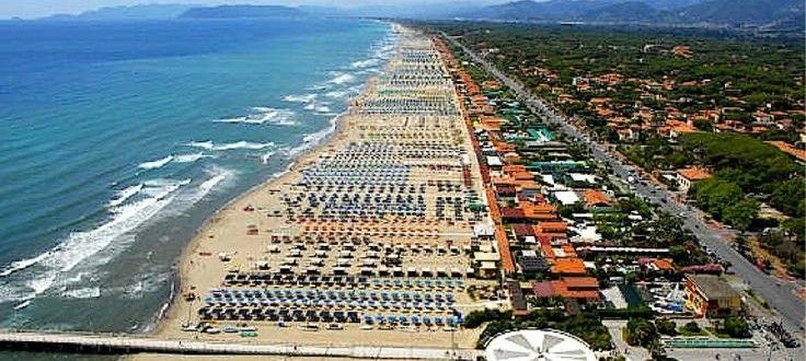 How to reach Forte dei Marmi