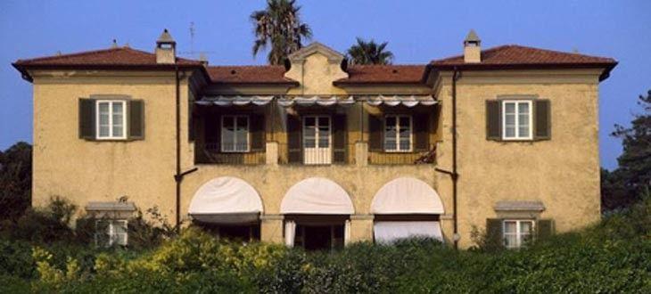 Исторические виллы в Форте дей Марми