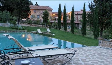 Chianti villa for sale near Florence