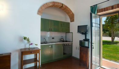 Typical Sienese farmhouse for sale Montepulciano with pool: Bathroom