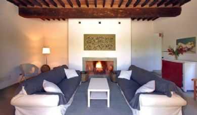 Luxury farmhouse for sale in Arezzo: Bathroom