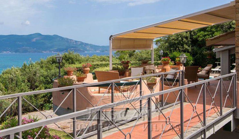 Villa Di Lusso Con Piscina Panoramica Villa Di Lusso Con