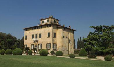 Dimora storica con vigneto ed oliveto: Vista interna