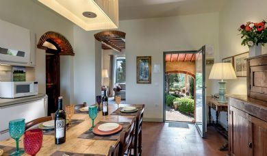 Farmhouse for sale in Chianti: Bathroom
