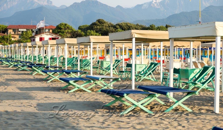 Villa Prestigiosa: Outside view