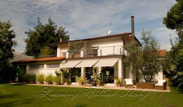 Villa Piave: Vista esterna