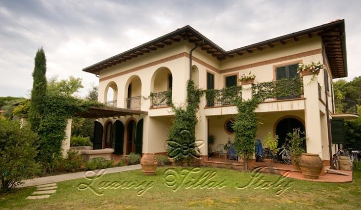Villa Daniela: Outside view