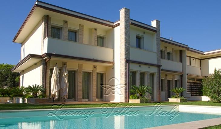 Villa Cubista: Vista esterna