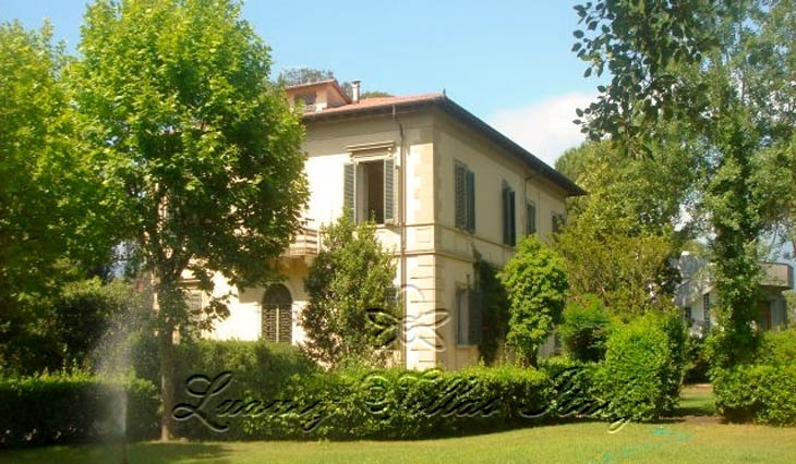 Villa Storica: Vista esterna