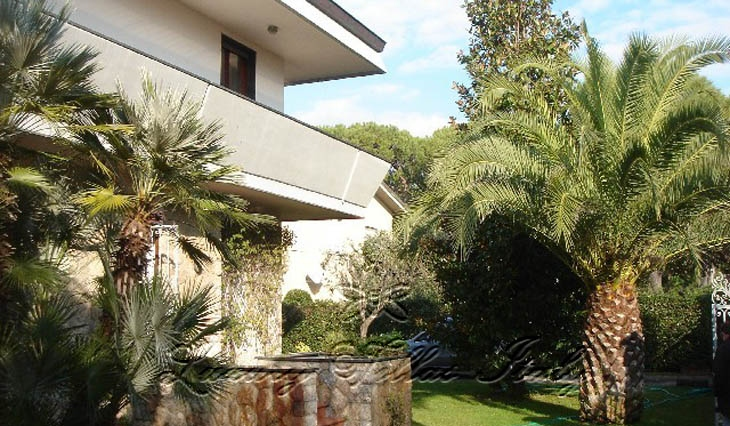 Villa Palma: Outside view