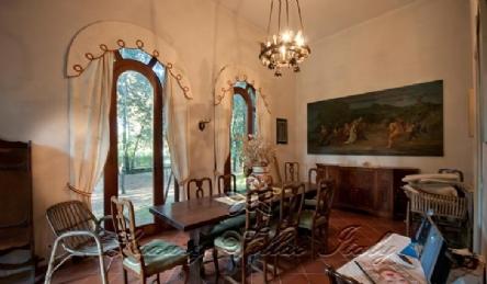 Villa Pini: Vista esterna