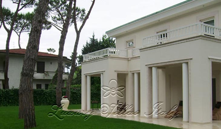 Villa Colonne: Vista esterna