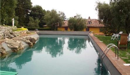 Villa Storica sulle colline versiliesi: Vista esterna