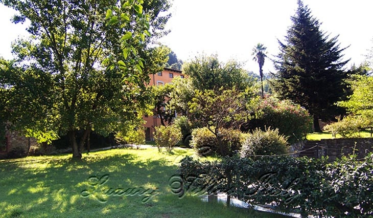 Villa in Versilia: Outside view
