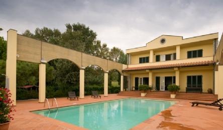 Villa Costa: Vista esterna