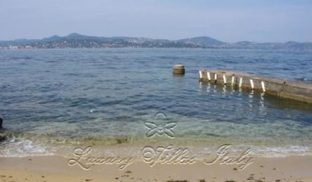 Villa di lusso in Costa Azzurra: Vista esterna