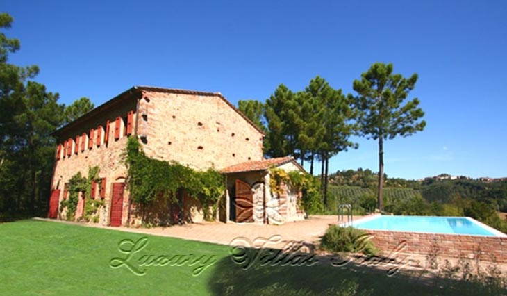Panoramic Villa: Outside view