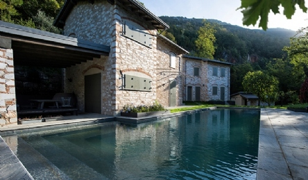 Luxury Tuscan-style farmhouse for sale on the hills of Forte dei Marmi: Plan