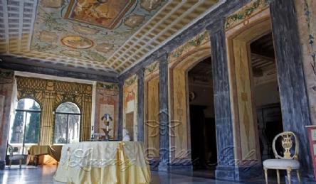 историческая вилла в Умбрии: Наружный вид