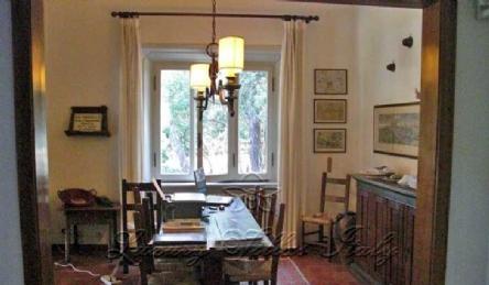Panoramic villa near Castiglioncello: Plan