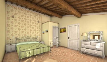 Исторический комлекс недвижимости в Тоскане: Планировка