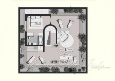 Новая вилла с элитной отделкой: Планировка
