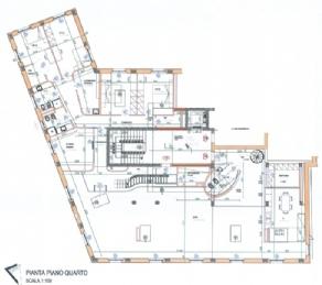 Attico: Planimetria