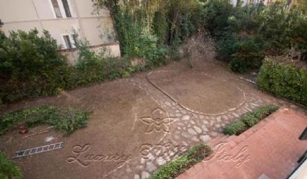 престижная вилла с парком в центре Пизы: Наружный вид