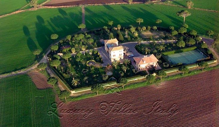 Azienda agricola: Vista esterna