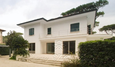 luxury villas versilia: Outside view