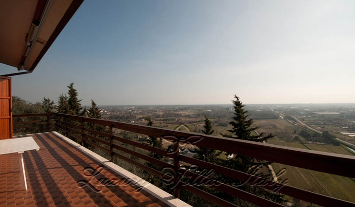 Villa Panoramica a Rotaio: Vista esterna
