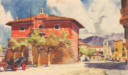 villa in Forte dei Marmi: Outside view