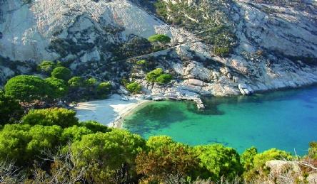 красивая вилла с видом на море: Наружный вид