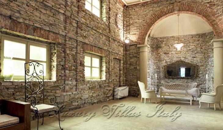 Castello storico in Piemonte: Vista esterna