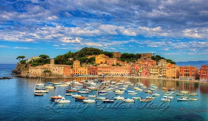 Вилла на продажу в Генуе в стиле либерти: Наружный вид