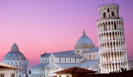 Historic villa for sale in Pisa: Outside view