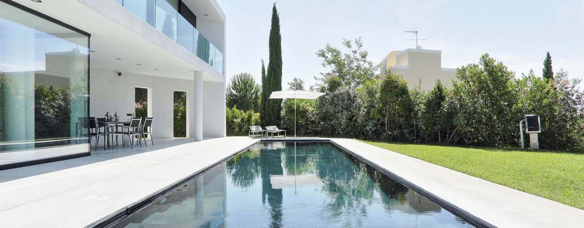 Modern villa for sale near the Tuscany sea in Castiglioncello